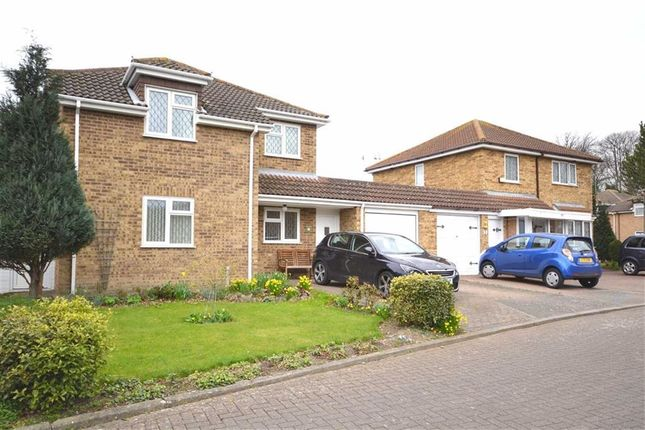 Thumbnail Detached house for sale in Park Wood Close, Broadstairs, Kent