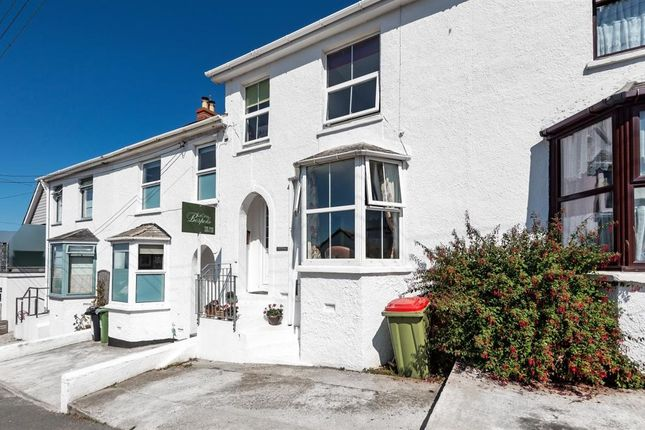 3 bed terraced house for sale in New Road, Port Isaac PL29