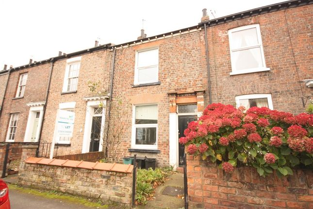 Thumbnail Terraced house to rent in Darnborough Street, York