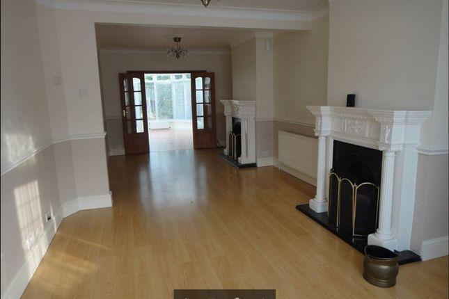 Thumbnail Semi-detached house to rent in Blackbush Avenue, Chadwell Heath, Romford