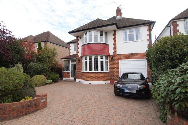 5 bed detached house to rent in Boleyn Avenue, Ewell, Surrey KT17