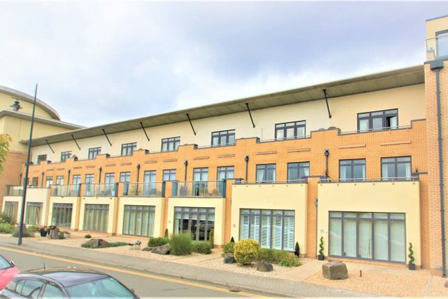Thumbnail Town house for sale in Windsor Esplanade, Cardiff