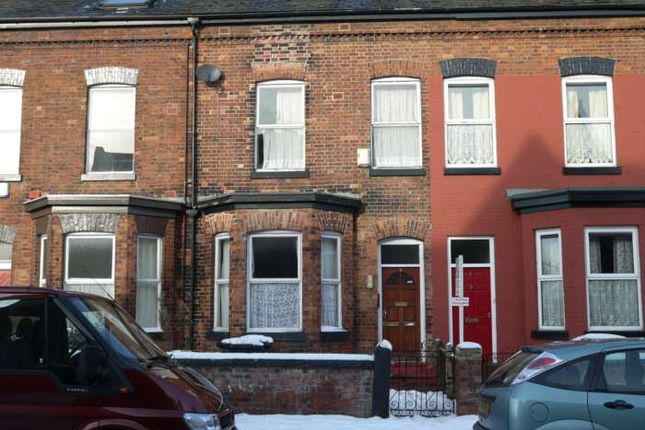 Thumbnail Studio to rent in Duncan Road, Longsight, Manchester