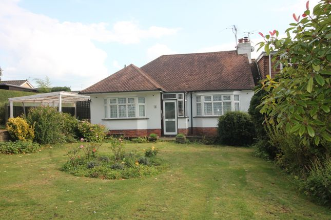 Thumbnail Semi-detached bungalow for sale in Steep Close, Findon Village