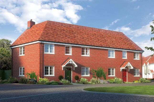 Thumbnail Detached house for sale in The Audley, Berryfields, Chapel Road, Tiptree