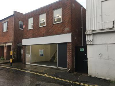 Thumbnail Retail premises to let in 1 Westbury Road, Fareham, Hampshire