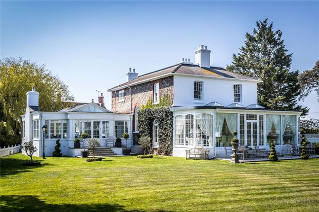 Thumbnail Detached house for sale in Merston, Chichester, West Sussex