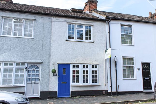 Thumbnail Terraced house for sale in Bardwell Road, St.Albans