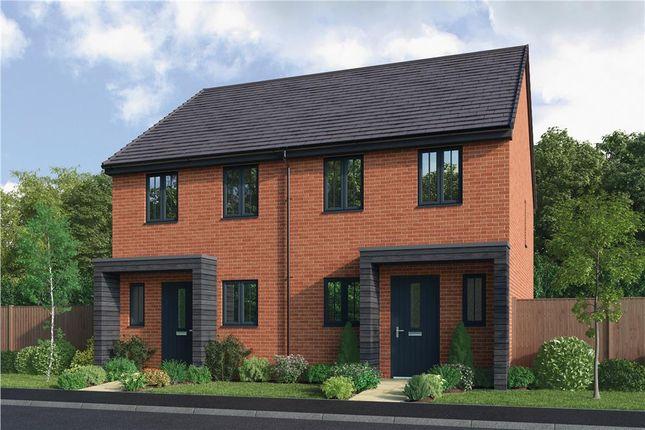 "2 bed semi-detached house for sale in ""Belmont"" at Kedleston Road, Allestree, Derby DE22"