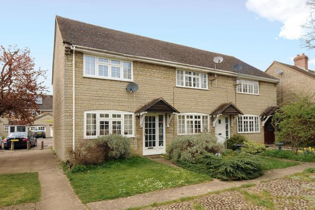 Thumbnail End terrace house to rent in Kirtlington, Oxfordshire