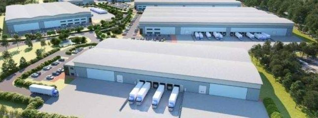 Thumbnail Light industrial to let in Unit 2 Access 50, Burnaston Cross, / A50, Derby