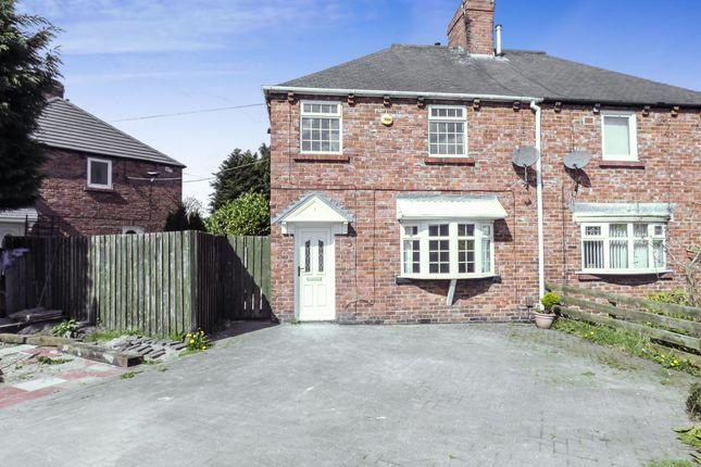 Thumbnail Semi-detached house to rent in Hawthorne Avenue, Hebburn