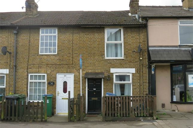 2 bed terraced house for sale in Merton Road, Watford, Hertfordshire