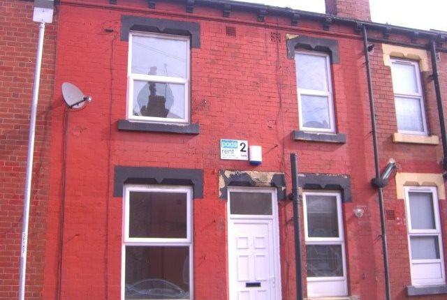 Thumbnail Terraced house to rent in Harlech Rd, Beeston, Leeds 7Dg, Beeston, UK
