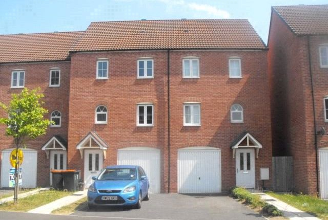 Thumbnail Terraced house for sale in Argosy Way, Newport, Newport