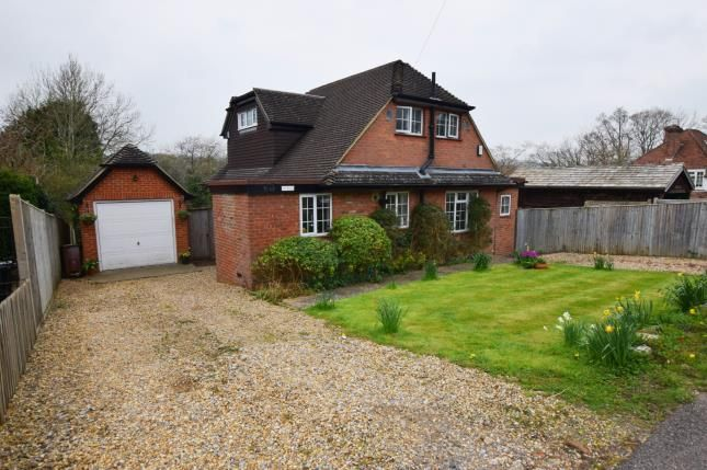 Thumbnail Detached house for sale in Roselands Avenue, Mayfield, East Sussex, United Kingdom