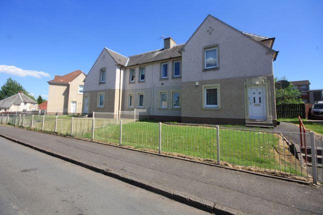 Thumbnail Flat to rent in Roman Drive, Bellshill