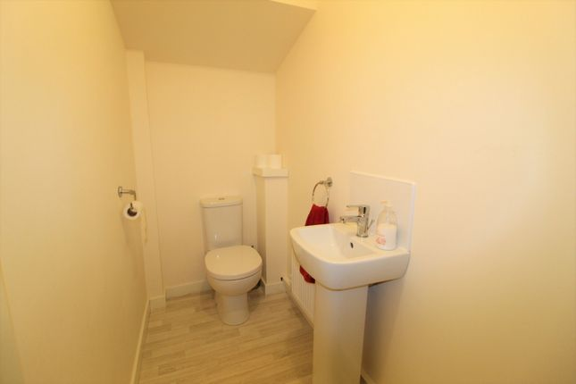 Cloakroom of Highland Close, Stewarton, Kilmarnock KA3