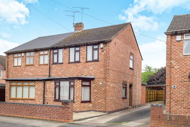 Thumbnail Semi-detached house for sale in Gleneagles Road, Wyken, Coventry