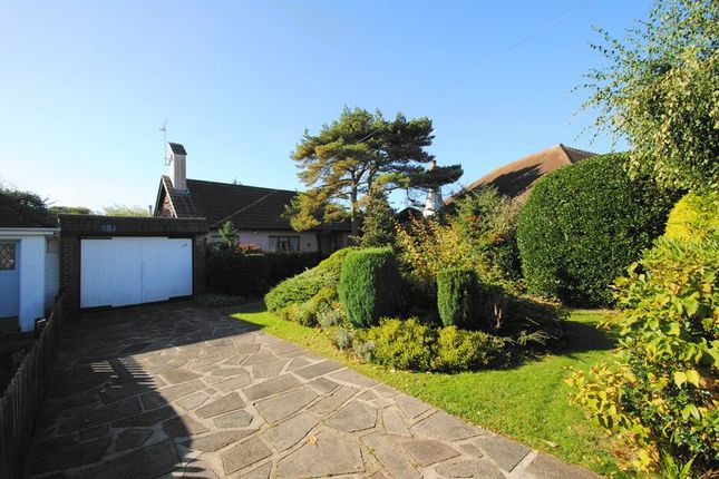 Thumbnail Detached bungalow for sale in Broadlawn, Leigh-On-Sea