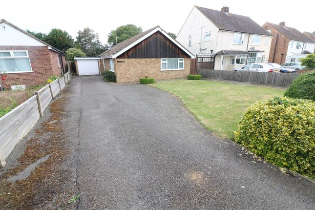 Thumbnail Detached bungalow for sale in Wymington Road, Rushden
