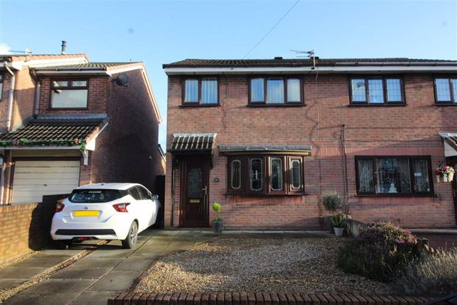 3 bed semi-detached house for sale in George Street, Hindley, Wigan WN2