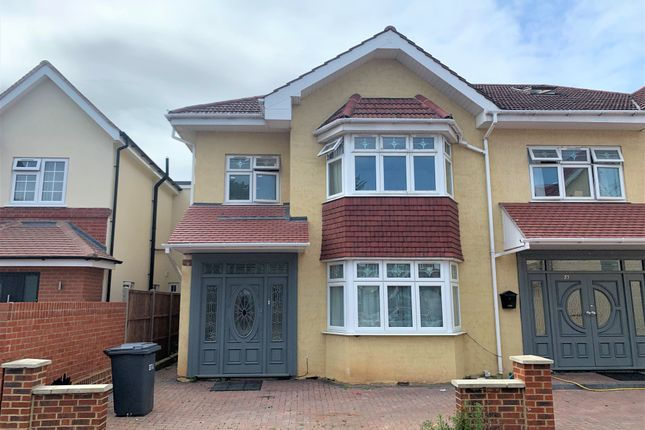 Thumbnail Flat to rent in Osterley Avenue, Osterley, Isleworth
