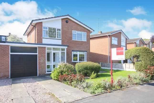 Thumbnail Link-detached house for sale in Devonshire Drive, Alderley Edge, Cheshire
