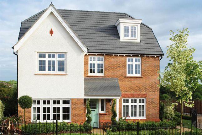 Thumbnail Detached house for sale in Awel Y Garth, Heol Goch, Pentyrch, Cardiff