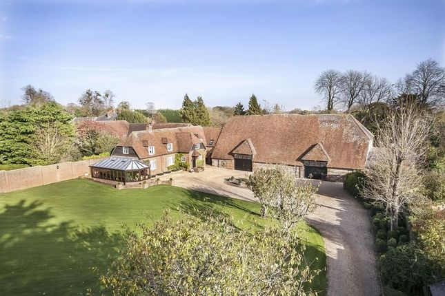 Thumbnail Detached house for sale in Whiteparish, Salisbury