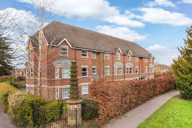 2 bed flat for sale in Westholme Close, Congleton CW12