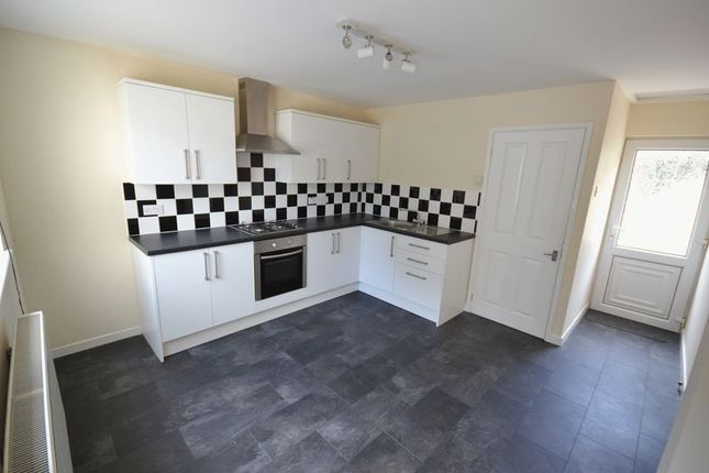 Thumbnail Semi-detached house to rent in Nash Avenue, Carmarthen
