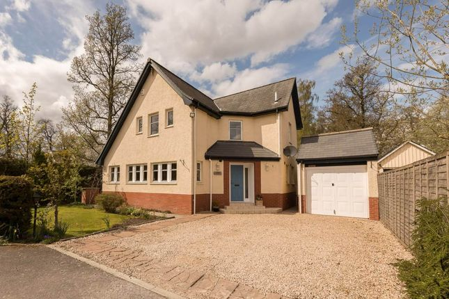 Thumbnail Detached house for sale in Oak Tree Cottage, Tullibardine, Auchterarder