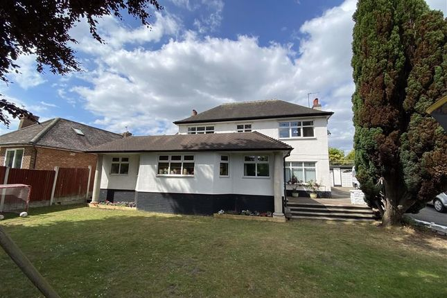 Thumbnail Detached house for sale in Derby Road, Bramcote, Nottinghamshire