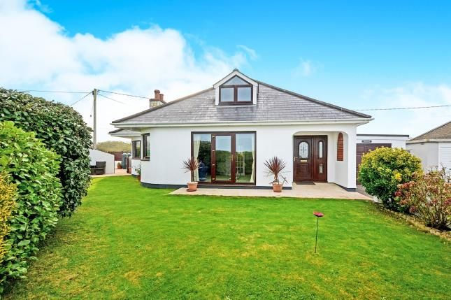 Thumbnail Bungalow for sale in St Agnes, Truro, Cornwall