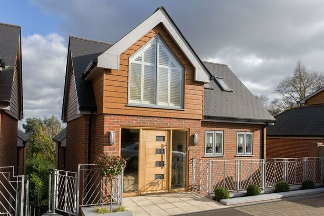 Detached house for sale in Bursledon Road, Hedge End, Southampton