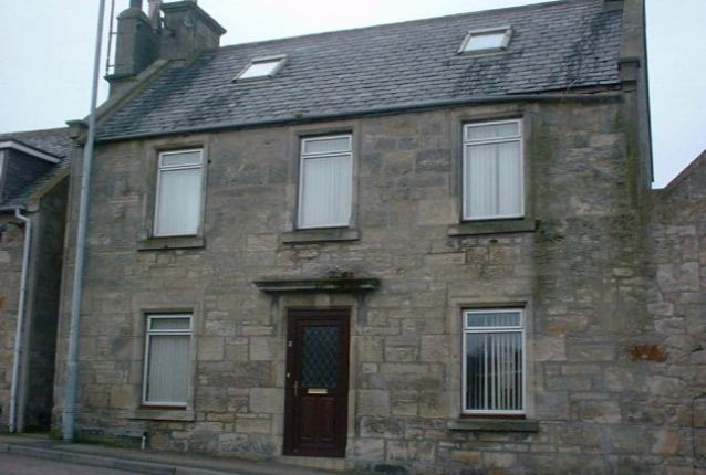 Thumbnail Detached house to rent in 8 Kinneddar Street, Lossiemouth