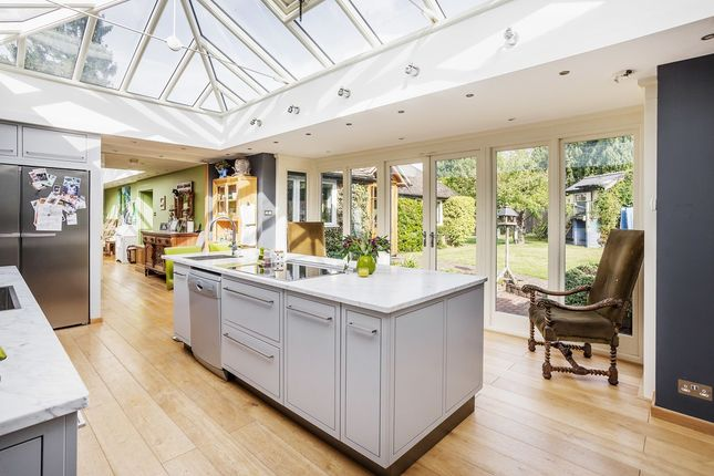 Thumbnail Detached bungalow for sale in Summersbury Drive, Shalford, Guildford