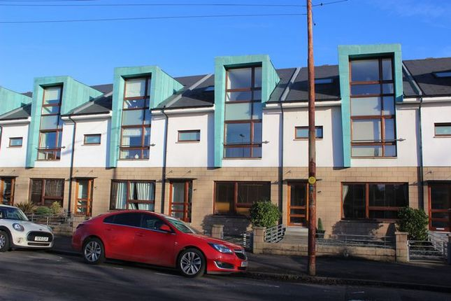 Thumbnail Town house for sale in Chamberlain Road, Jordanhill, Glasgow