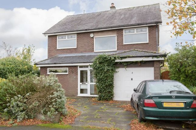 Thumbnail Detached house to rent in Green Lane, Standish, Wigan