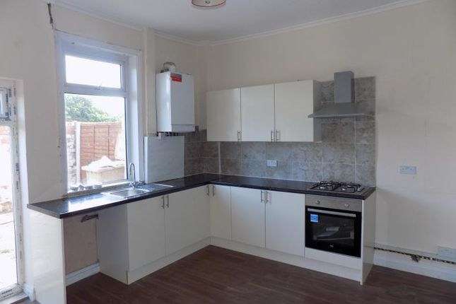 Thumbnail Terraced house to rent in Balmoral Road, Farnworth, Bolton