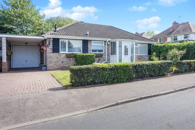 Thumbnail Bungalow for sale in Digby Drive, Birmingham