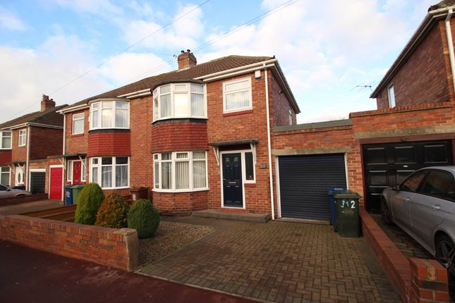 Thumbnail Semi-detached house for sale in Silver Lonnen, Newcastle Upon Tyne