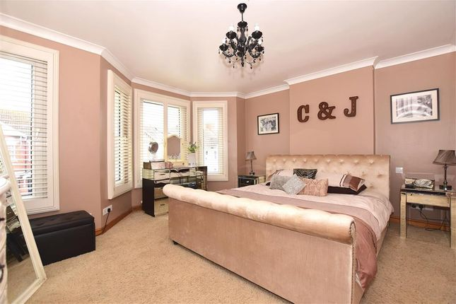 Thumbnail Terraced house for sale in Morehall Avenue, Folkestone, Kent