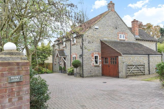Thumbnail Detached house for sale in Church Track, Bourton, Gillingham