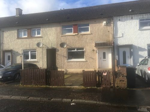 Thumbnail Terraced house to rent in Meadowside, Hamilton