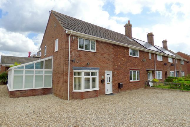 Semi-detached house for sale in Dereham Road, New Costessey, Norwich