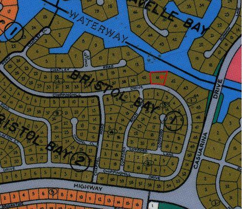 Land for sale in Bristol Bay, Grand Bahama, The Bahamas