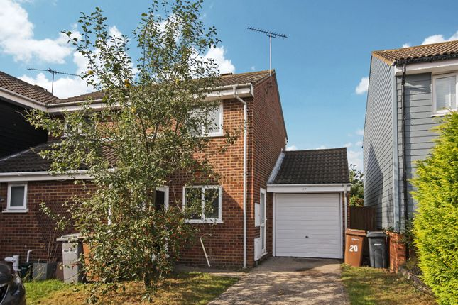 3 bed semi-detached house to rent in Stirrup Close, Springfield, Chelmsford CM1