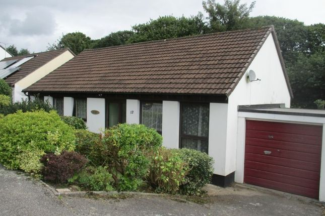 Thumbnail Detached bungalow for sale in Polyear Close, Polgooth, St. Austell